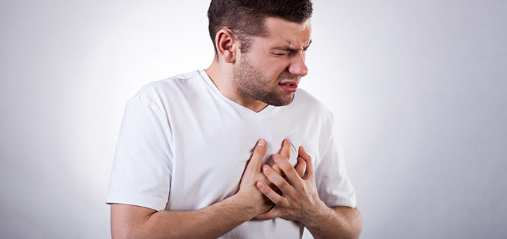 Indigestion + Heartburn